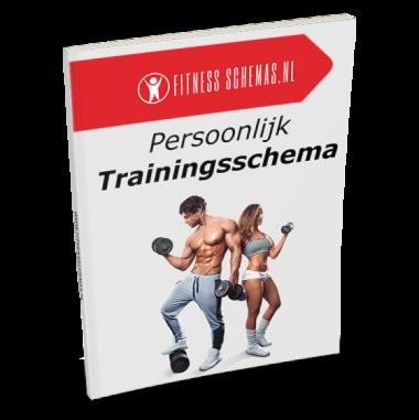 Persoonlijk trainingsschema op maat (Gym)