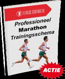 Professioneel Marathon Trainingsschema
